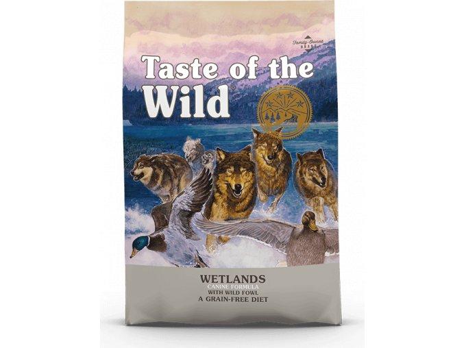 Taste of the Wild Wetlands Canine Formula 2kg