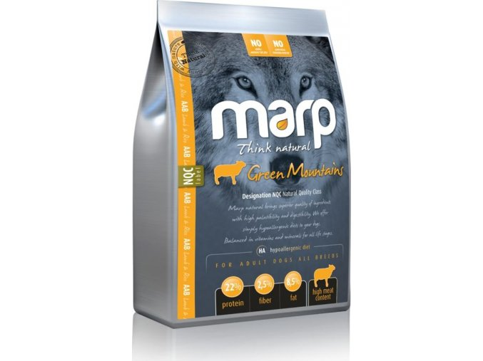 Marp Natural Green Mountains 2kg
