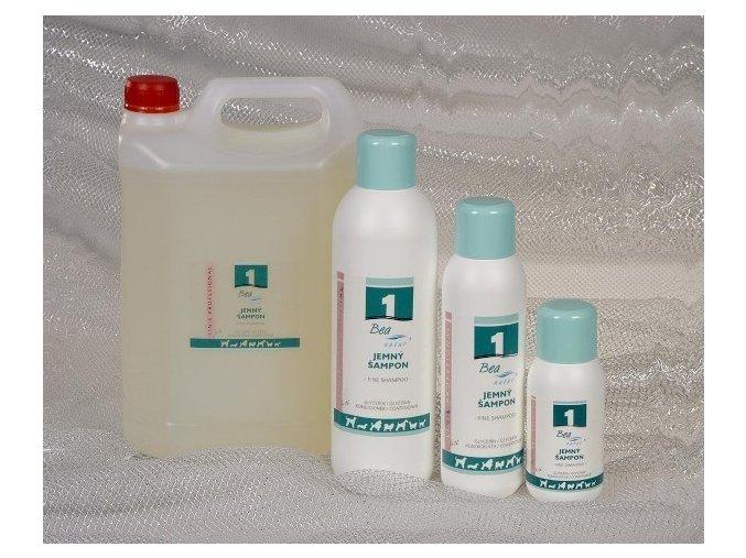 BEA natur č.1 Jemný Šampon