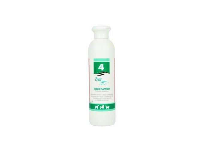 BEA natur č. 4 Terier Šampon