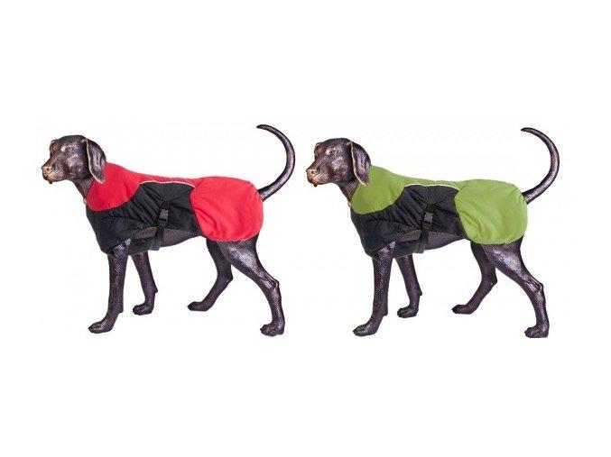 Puff-Doggy - zateplená psí bunda - velikost Medium