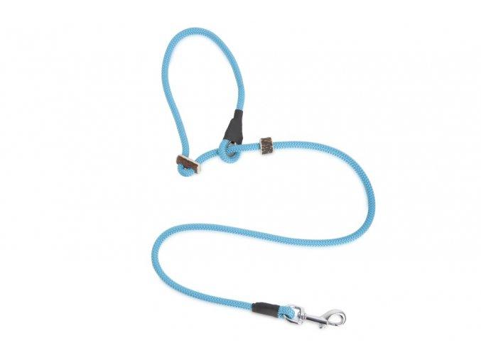 Firedog přídavný díl pro dalšího psa 8mm moxon se zarážkou světle modrý