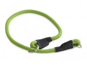 firedog slip collar 8mm light green