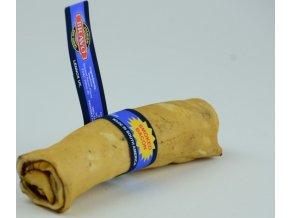 Rolka z hovězí kůže Bacon – slanina – 14 cm