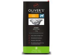 135 1 oliver s start grain free 4 kg z1