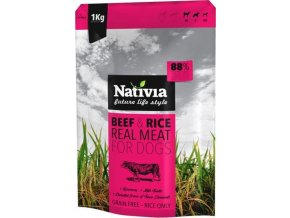 Nativia Real Meat Beef 8kg