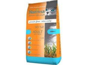 Nativia Cat Adult Active Salmon & Rice 1,5 kg