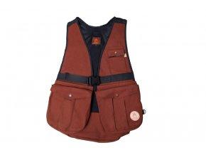 firedog hunter air vest brown01 39443