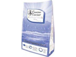 Canine Caviar Wild Ocean Grain Free  Alkaline 11kg