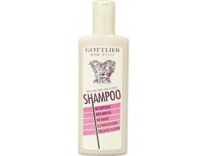 Gottlieb Puppy šampon 300ml - pro ště. s makadamovým olejem