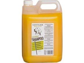 Gottlieb EI šampon 5 l - vaječný s makadamovým olejem