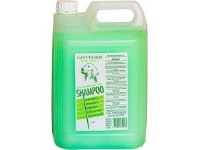Gottlieb šampon bylinkový s makadamovým olejem 5l pes