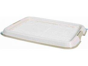 Plastové WC na podložky / pleny pro štěňata 49x41cm