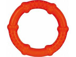 Plovoucí kruh, tvrdá guma 15cm TRIXIE