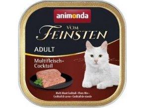 ANIMONDA paštika ADULT - multimasový koktejl pro kočky 100g