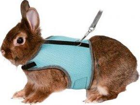 Postroj VESTA s vodítkem pro králíka TRIXIE