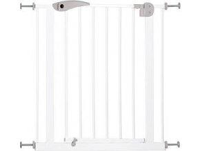 Ochranná kov.bariéra pro štěňata i velké psy 75-85 cm/76 cm