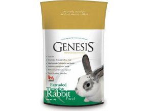 GENESIS TIMOTHY RABBIT FOOD 1 kg granulované k.pro králíky