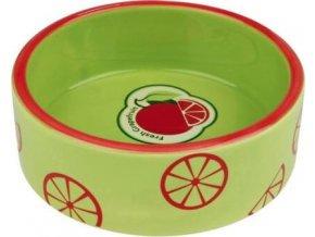 Fresh Fruits keramická miska 0,8 l/16 cm - světle zelená
