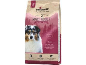 CHICOPEE CLASSIC NATURE MAXI ADULT POULTRY-MILLET 15 kg