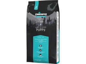 CHICOPEE HOLISTIC PUPPY LAMB-RICE 12 kg