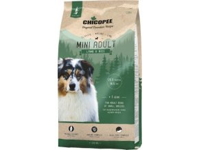 CHICOPEE CLASSIC NATURE MINI ADULT LAMB-RICE 2 kg