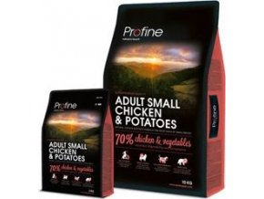 Profine NEW Dog Adult Small Chicken & Potatoes 2 kg EXP 09/2019
