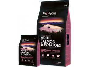 Profine NEW Dog Adult Salmon & Potatoes 3 kg