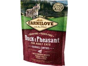 Carnilove Cat Adult Duck & Pheasant Grain Free 0,4 kg
