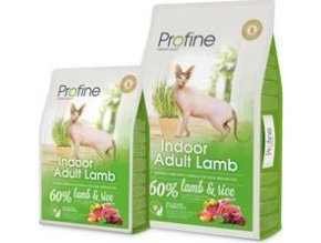 Profine NEW Cat Indoor Adult Lamb 0,3 kg