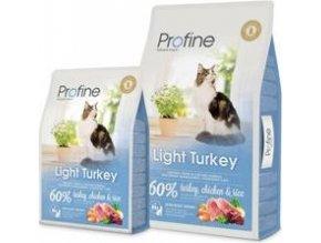 Profine NEW Cat Light Turkey 0,3 kg