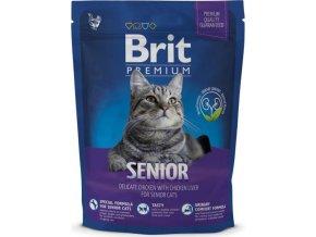 Brit Premium Cat Senior 1,5kg NEW