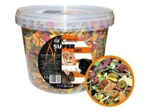 FINE PET Super Mix Hlodavec 1,2kg