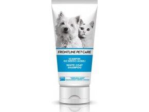 Frontline PET Care Šampon na bílou srst 200ml