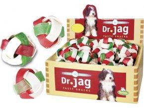 Dr. Jag Dentální splétané míčky malé 75 ks