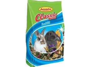 Avicentra Classic menu králík 500 g