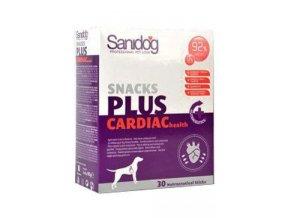 Sanidog snack cardiac 30ks