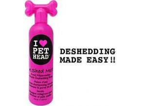 Pet head De Shed Me Rinse kondicionér 3,79l