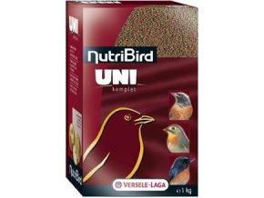VL Krmivo pro drobné ptactvo NutriBird Uni komplet