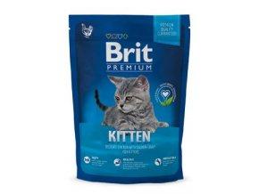 Brit Premium Cat Kitten 300g NEW