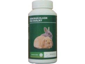 Roboran Klasik pro králíky plv 200g