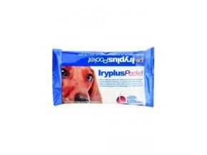 Iryplus dezinfekční ubrousky na oči psů a koček 15ks