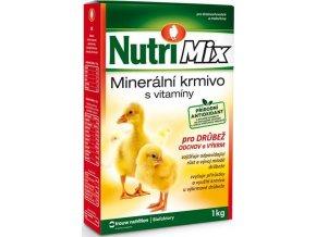 NutriMix pro drůbež výkrm a odchov plv 1kg