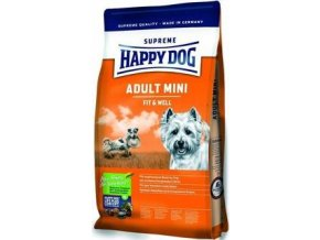 Happy Dog Supreme Fit&Well Adult Mini 4kg