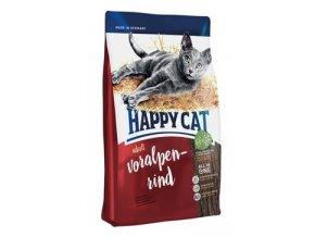 Happy Cat Supr.Adult Fit&Well Voralpen Rind 4kg