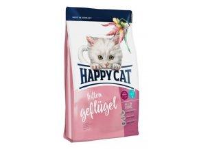 Happy Cat Supr. Junior Fit&Well 4kg kotě,ml.kočka