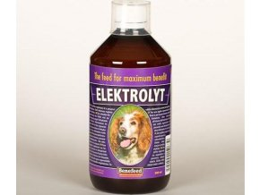 Elektrolyt pro psy 500ml