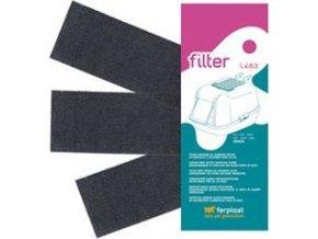 Náhradní filtr uhlíkový k WC pro kočky GENICAL483 FP