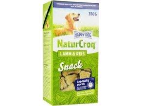 Happy Dog pochoutka Natur Snacks Lamm&Rice 350g