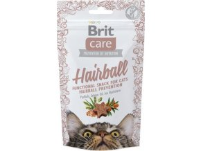 Brit Care Cat Snack Hairball 50g